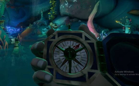 Sea of Thieves Jack Sparrow's Compass
